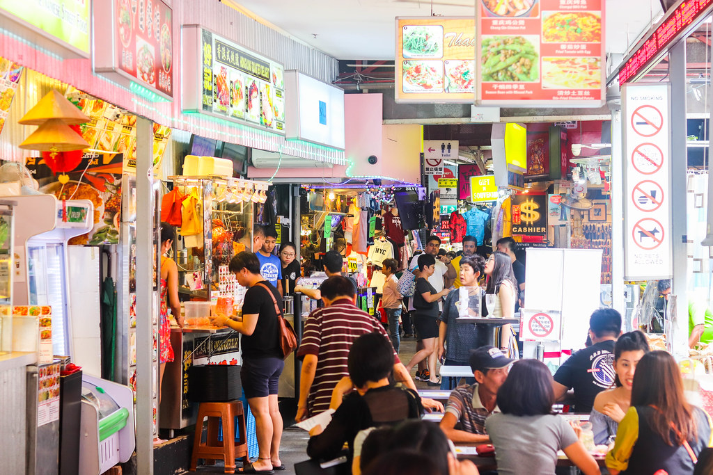 Bugis Street Food