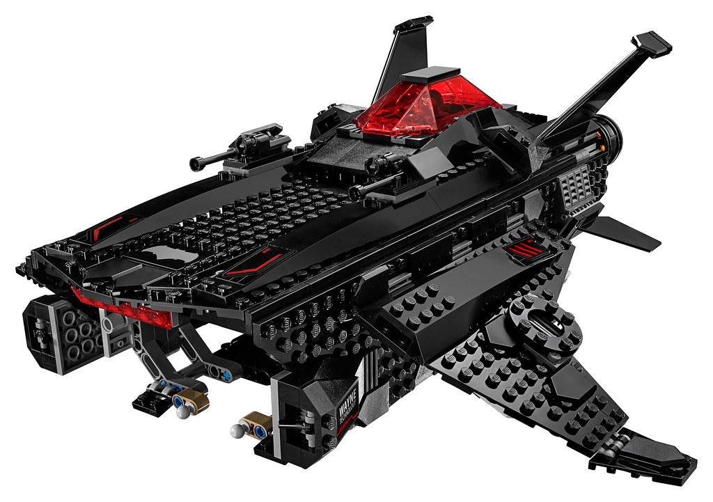 LEGO Super Heroes DC Comics 76087 - Flying Fox : Batmobile Airlift Attack