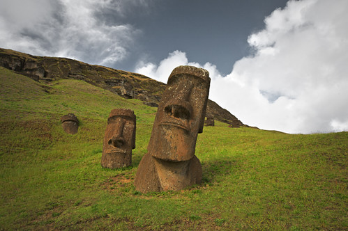 moai by Bill Hornstein