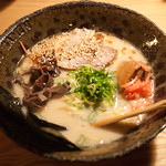 Tasty ramen at Cocolo