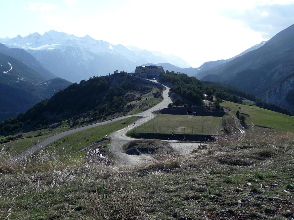 Aussois Savoie France Tripcarta