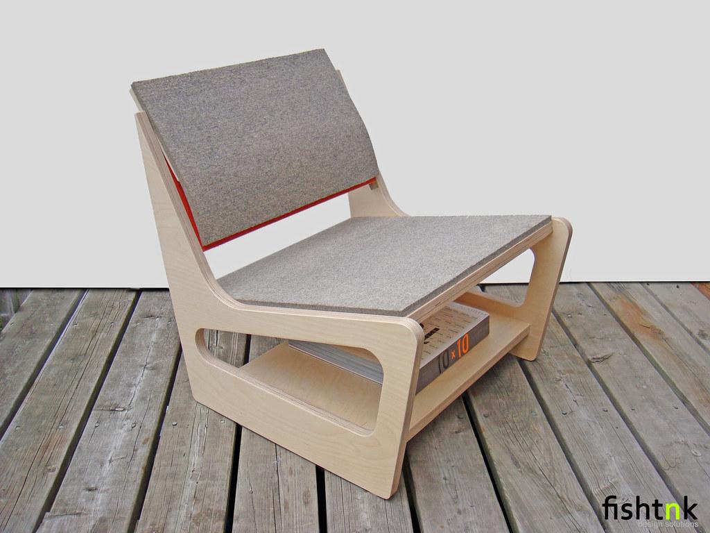 Parkdale Chair Fishtnk Design Factory