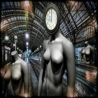 Midnight-Tribute to Paul Delvaux