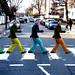Small photo of Wallpaper Abbey Road 2010 Shht!Estudi