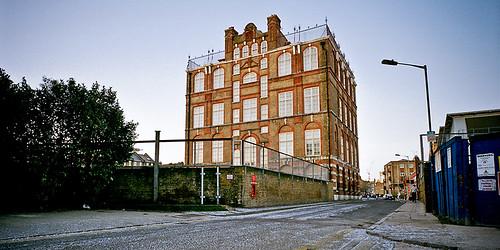 Buck's Row Board School, Whitechapel