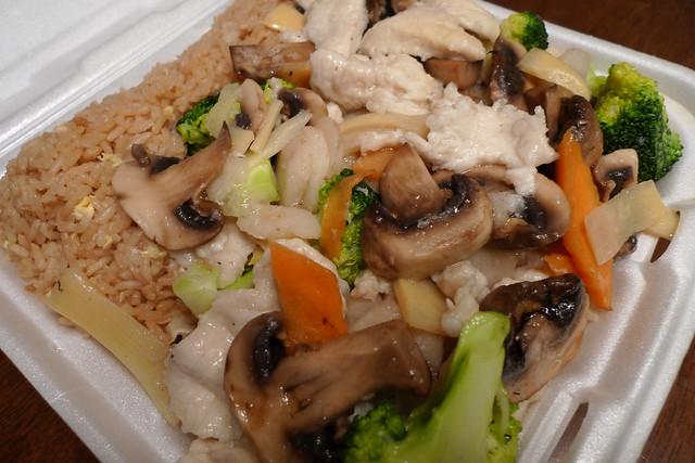 Hunan's Moo Goo Gai Pan | Moo Goo Gai Pan, with chicken, mus ...