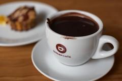 cappuccino(0.0), coffee milk(0.0), caf㩠au lait(0.0), caff㨠macchiato(0.0), espresso(1.0), cup(1.0), cup(1.0), food(1.0), coffee(1.0), ristretto(1.0), coffee cup(1.0), hot chocolate(1.0), caff㨠americano(1.0), drink(1.0), caffeine(1.0),