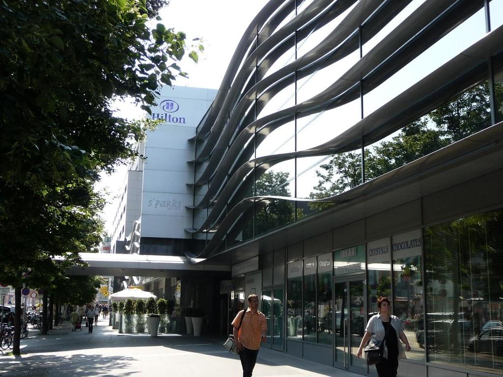Vienna Hilton am Stadtpark