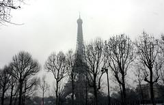 Paris winter, February 2010