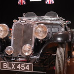 """BEST OF BRITAIN"" SPORTS/RACING CAR SHOW ON DISPLAY AT SIMEONE FOUNDATION AUTOMOTIVE MUSEUM"