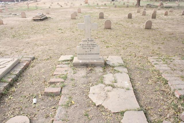 City Secret - Nicholson Cemetery