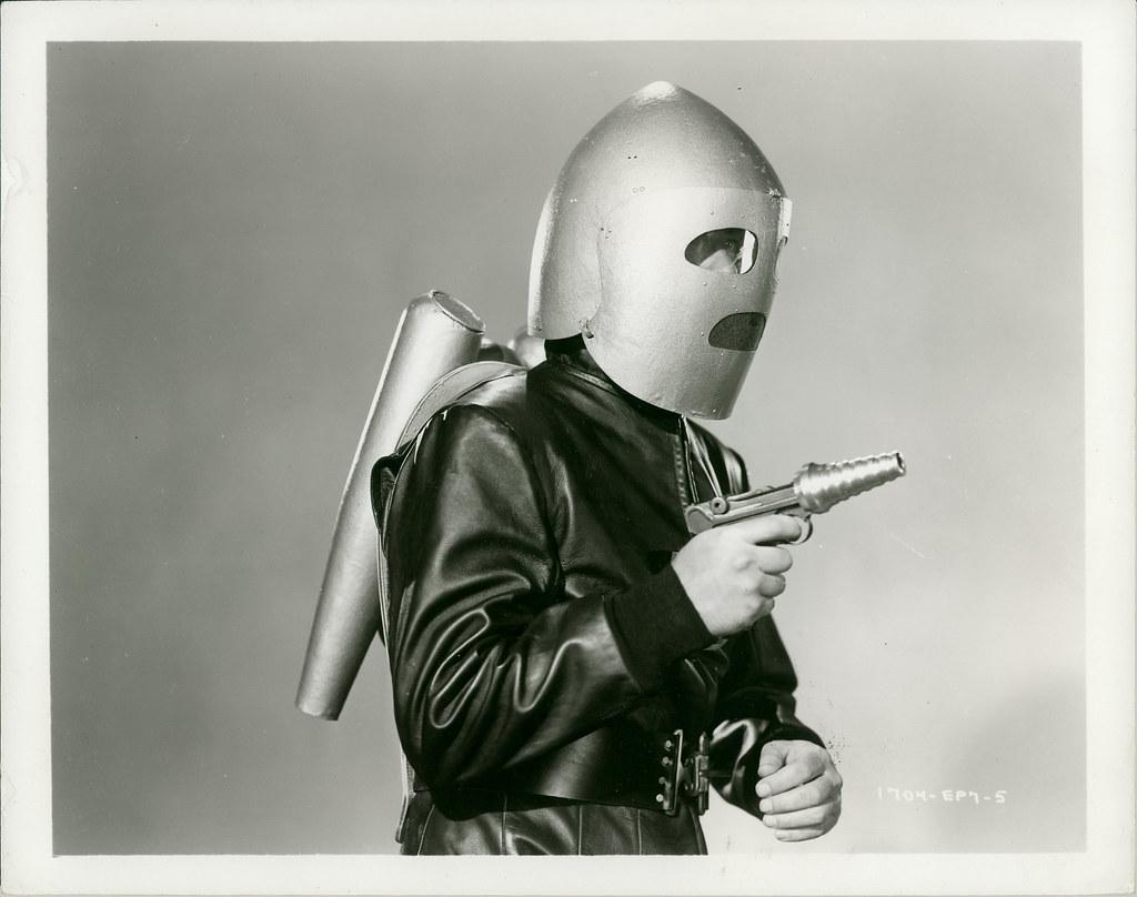 rocketman - photo #13