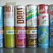 Old Vintage Soda Cans by gregg_koenig