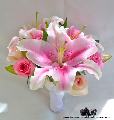 pink-rose-orchid-lily | Flickr - Photo Sharing!