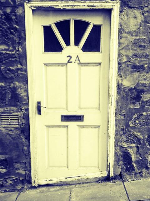 Mystery doorway