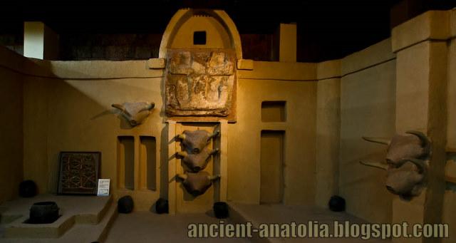 Anatolian Neolithic House
