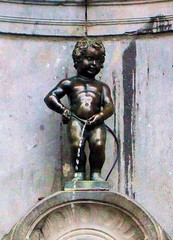 Manneken-Pis, Brussels.
