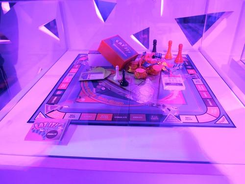 Chocolate board game 1/2