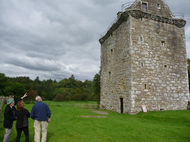 Gilnockie Tower, Scottish Borders