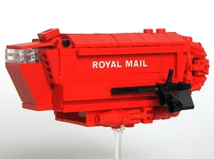 Morg X - Royal Mail Transporter