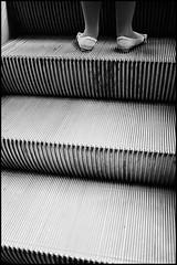 Escaliers mécaniques