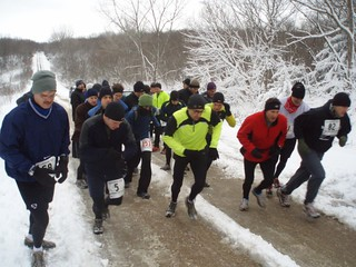 Rock Creek 5 & 10K, 3-20-10
