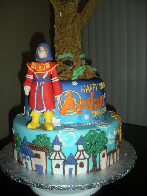 Wizard101 birthday cake my son s 8th birthday party was th