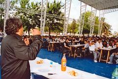 Almuerzo con los delegados seccional Capital