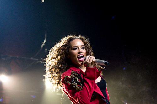 Alicia Keys - Houston Toyota Center