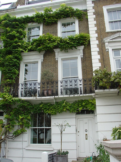 Notting Hill Ivy House Flickr Photo Sharing