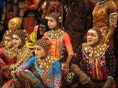 tribe, people, temple, mythology,