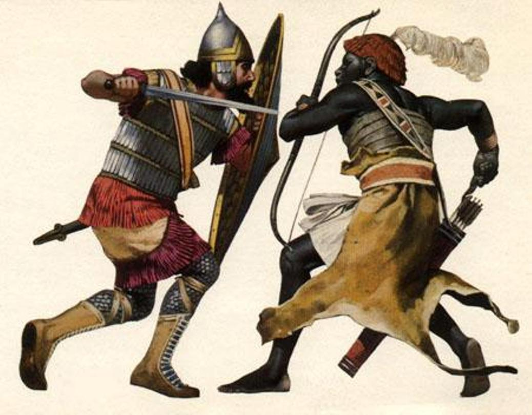 The Ancient Nubia Military Thread:What was the military ...