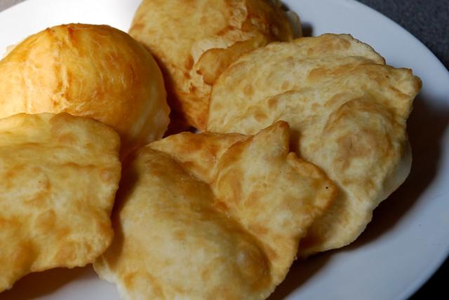 Trinidad & Tobago (Fried Bake)   Flickr - Photo Sharing!