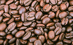 Coffee beans - office stimulant