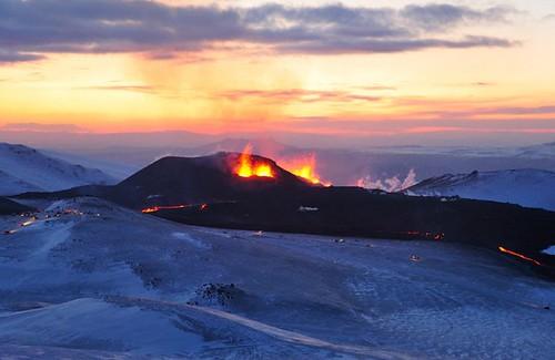 Iceland's Disruptive Volcano 1