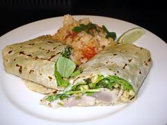 Albacore Burrito