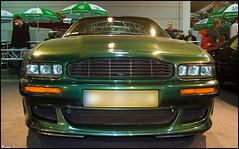 1995 ASTON MARTIN Supercharged Vantage