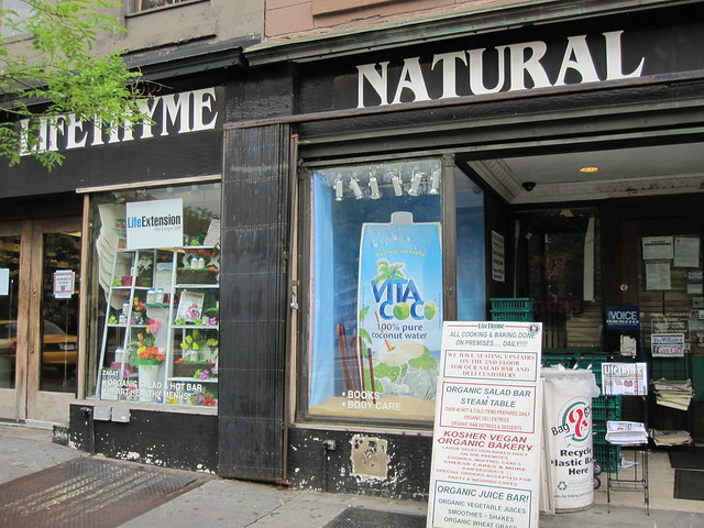 LifeThyme Natural Market NYC