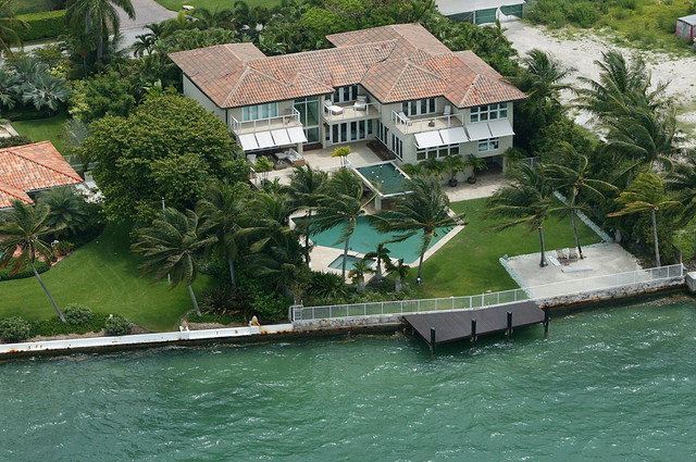 Wolfington Estate in Key Biscayne, Miami Series 1 - a gallery on ...