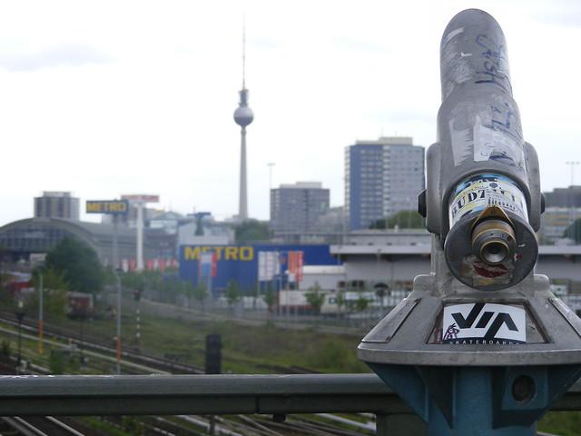 Torre de tv de Berlín