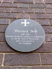 Photo of Grey plaque № 4216