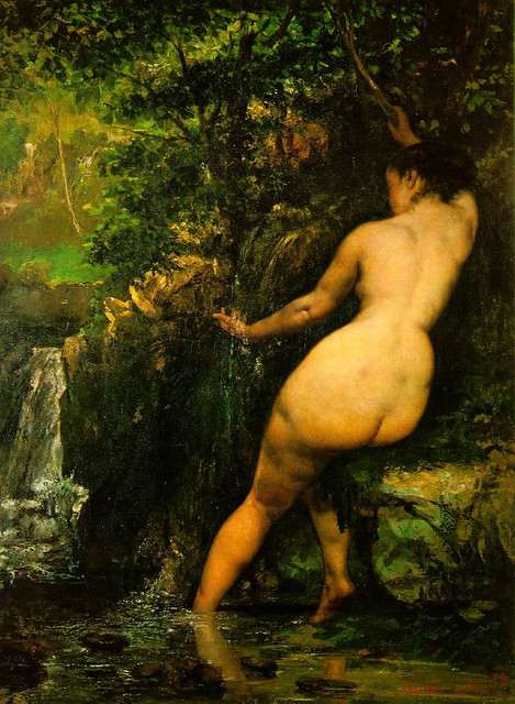 Courbet - The Source