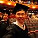 Dear Son's graduation ceremony