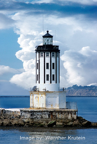 Angel's Gate Lighthouse, Los Angeles