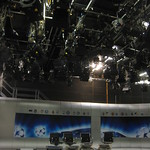 Sky Sports Champions League studio