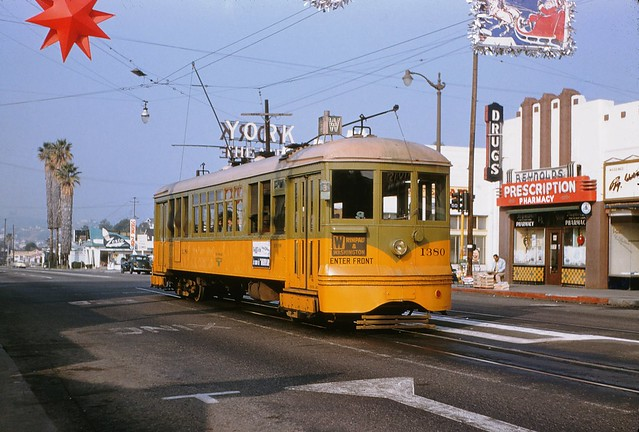 010 Los Angeles Transit Lines W Line Car 1280 York Blvd