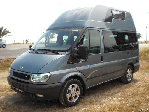 FORD TRANSIT WESTFALIA 001