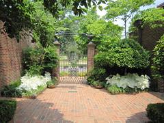 Elsong Gardens Gate