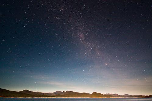 longexposure lake stars landscape australia southerncross galaxy tasmania tas milkyway lakeburbury