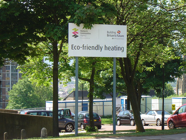 39 eco friendly heating 39 board cruddas park newcastle for Eco friendly heaters